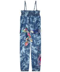 Desigual Print-Overall aus Jeans