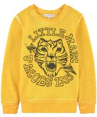 Little Marc Jacobs Sweatshirt mit Motiv
