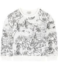 Paul Smith Junior Sweatshirt mit Print La Tour de Big Apple