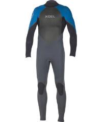 Xcel Axis Os 3/2mm combinaisons en néoprène gunmetal/black/nautical