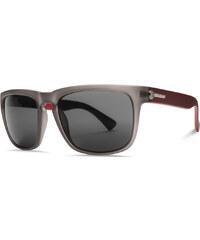 Electric Knoxville lunettes de soleil matte smoke ruby / ohm grey