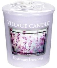 Votivní svíčka Village Candle - Rosemary Lavender