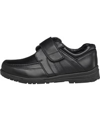 KP85 Junior Velcro BTS Shoe Black