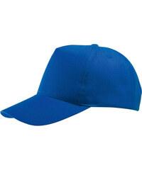 Dětská kšiltovka Sunny - Královsky modrá univerzal