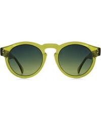 Sluneční brýle Komono Clement moss green