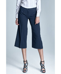 Nife Tmavé modré kalhoty SD24