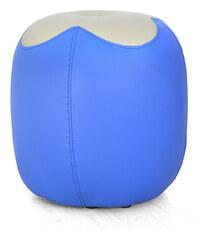 Sedací puf Young, modrý
