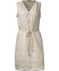 Street One Vintage-Look Kleid Sarina - natural cream, Damen