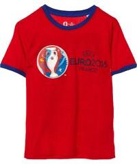 UEFA EURO 2016 T-shirt - rouge