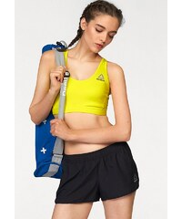 Reebok Sport-BH »Workout Ready Stacked Logo Medium Support Bra«