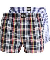 Lousy Livin Underwear 2 PACK Boxershorts port blue