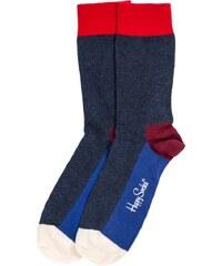 Chausport Chaussettes Chaussettes Colorées Bleu Et Rouge Homme