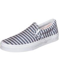 VANS Classic Slip On Stripes Sneaker Damen
