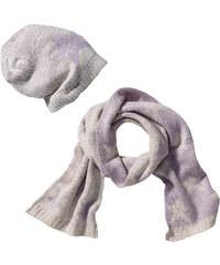 bpc bonprix collection Bonnet + écharpe (Ens. 2 pces.) blanc enfant - bonprix