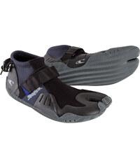 O'Neill Superfreak Tropical Split Toe Neopren Schuhe Accessoire black