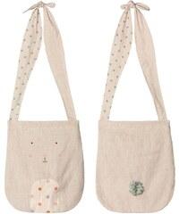 Maileg Dětská lněná taška Awake Bunny