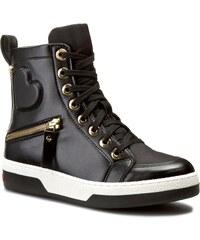 Sneakersy LOVE MOSCHINO - JA15033G12IJ100A Nero