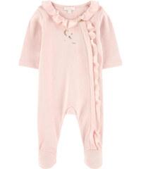 Chloé Volant-Pyjama mit Motiv