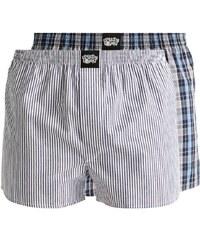 Lousy Livin Underwear 2 PACK Boxershorts blue dive