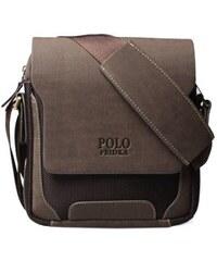 POLO VIDENG Feidka pánská kožená taška