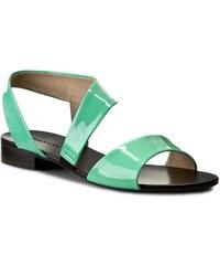 Sandály MACCIONI - 535 Zelená