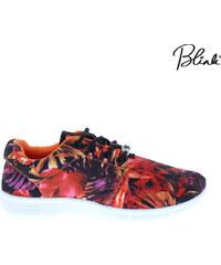 Baskets Blink à motif floral
