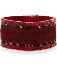 Bague à dames Le Tennessee - Bracelet manchette - violet