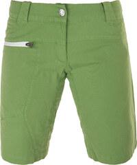 Kraťasy dámské Rafiki Groe Fluorite green