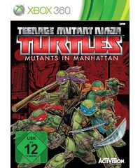 Activision XBOX 360 - Spiel »Teenage Mutant Ninja Turtles: Mutanten in Manhatta«