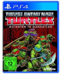 Activision Playstation 4 - Spiel »Teenage Mutant Ninja Turtles: Mutanten in Manhatta«