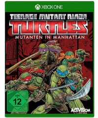 Activision XBOX One - Spiel »Teenage Mutant Ninja Turtles: Mutanten in Manhatta«