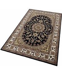 Orient-Teppich, Theko exklusiv, »Nain«, reine Schurwolle, handgetuftet