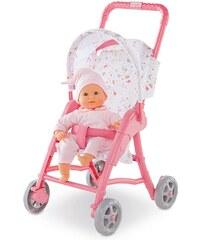Corolle Puppenwagen mit Sonnenverdeck, »Sitzbuggy Mon Premier 30cm rosa«