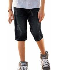 Arizona Jeansbermudas schwarz 128,134,140,146,152,158,164,170,176,182
