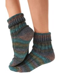 Socken Arizona grün 35-38,39-42