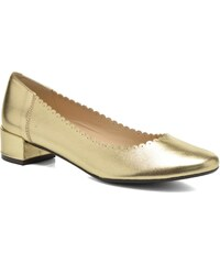 Georgia Rose - Sabby - Ballerinas für Damen / gold/bronze