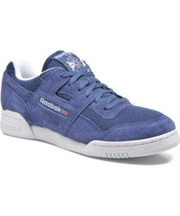 Reebok - Workout plus is - Sneaker für Herren / blau