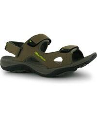 Trekové sandály Karrimor Antibes dám. béžová