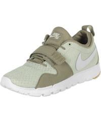 Nike Sb Trainerendor Sneaker khaki/white/lght brwn