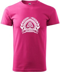 Myshirt.cz Axwell logo - Heavy new - triko pánské - XS ( Purpurová )