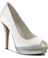High Heels MENBUR - 004320 Ivory/Marfil 004