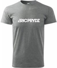 Myshirt.cz Eric Prydz - Heavy new - triko pánské - XS ( Tmavě šedý melír )