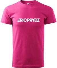 Myshirt.cz Eric Prydz - Heavy new - triko pánské - XS ( Purpurová )