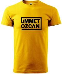 Myshirt.cz Ummet Ozcan - Heavy new - triko pánské - XS ( Žlutá )