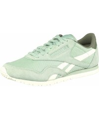 Große Größen: Reebok Sneaker »Classic Nylon Slim Core«, mint-grün, Gr.36-42