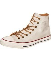 Große Größen: CONVERSE Chuck Taylor All Star High Sneaker, beige / hellbraun, Gr.12 US - 46.5 EU-12 US - 46.5 EU