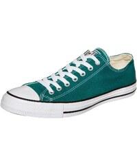 Große Größen: CONVERSE Chuck Taylor All Star OX Sneaker, grün / weiß, Gr.9 US - 42.5 EU-10 US - 44 EU