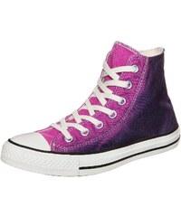 Große Größen: CONVERSE Chuck Taylor All Star High Sneaker, pink / lila / weiß, Gr.8.5 US - 42 EU-8.5 US - 42 EU