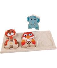 Plan Toys Puzzle - zvířátka