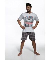 CORNETTE Pánské pyžamo 326/37 bílá